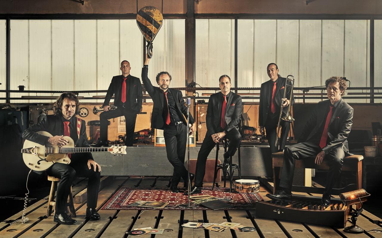 Band – Floyd Pepper & The Swing Club